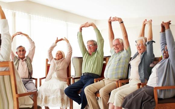 Améliorer le bien-être des seniors