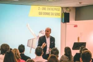 Conférence : 7 facteurs clefs de succès que les entreprises devront intégrer pour exister au sein de la quatrième révolution industrielle