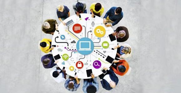Entreprise du futur – L'entreprise collaborative