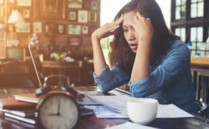 Ne pas se laisser gagner par le stress