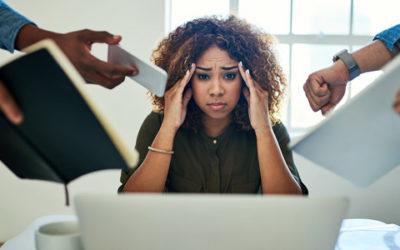 Télétravail pour réduire le stress